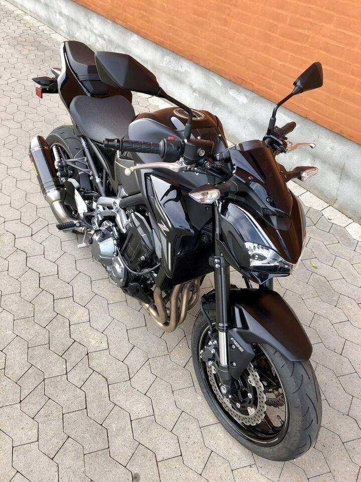 Kawasaki, Kawasaki Z900 ABS, ccm 900