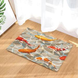 Image Is Loading Door Mat Bathroom Rug Bedroom Carpet Bath Mats