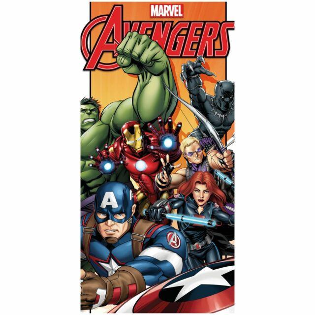 Marvel Avengers Battle Serviette Hulk Captain America