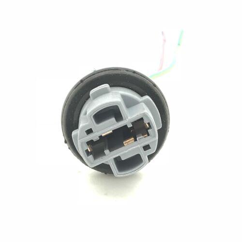 Pré-Câblé 582 T20 7440 W21W Ampoule Socket titulaires DEL Réparation Indicateur Brouillard Japon