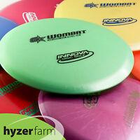 Innova Gstar Wombat Pick Weight & Color Star Midrange Disc Golf Hyzer Farm