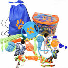 BK PRODUCTS LLC BK002 13 Piece Rope and Chew Toy for Puppy and SmallDogs