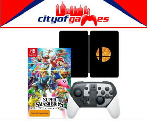 Super-Smash-Bros-Ultimate-Special-Ed-Nintendo-Switch-SWI-Brand-New-In-Stock