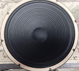 Vintage-1968-Utah-12-034-40W-8Ohm-Newly-Reconed-Speaker