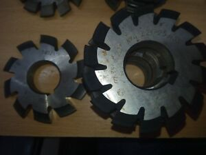 Gear Cutter involute Module M3,5 No4  20° HSS OLD STOCK NEW