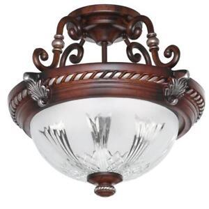 Hampton Bay Bercello Estates 15 2 Light Volterra Bronze