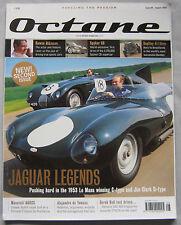 Octane 08/2003 No 2 featuirng Jaguar, Bentley, Spyker, Maserati, ISO Griffo