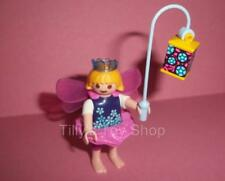 Playmobil    Magic Castle -   Fairy Girl  with a Skirt,Wings and Lantern  - NEW