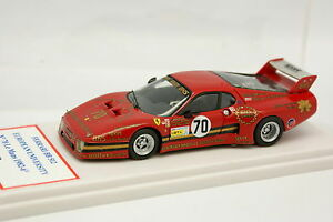 Amr Kit Monté 1/43 - Ferrari 512 Bb European University N°70 Le Mans 1982