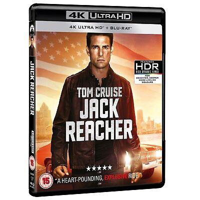 Jack Reacher (4K Ultra HD + Blu-ray) [UHD]
