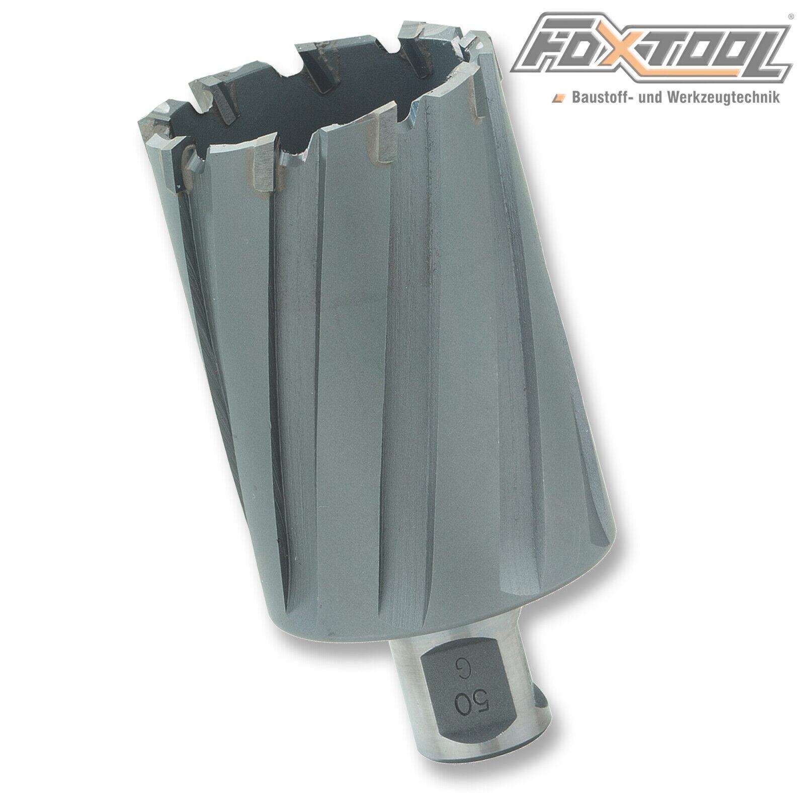 Metabo HM-Kernbohrer 25x55 mm Magnetkernbohrer