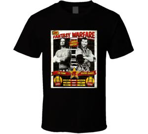 New-CM-Punk-Vs-Razor-Ramon-Wrestling-Men-039-s-T-Shirt-Size-S-2XL