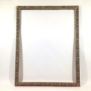 127 X 100 Cm Tableau Cadre Photo Ancien Cadre Art Déco Classicisme Photo RéSistance Au Froissement