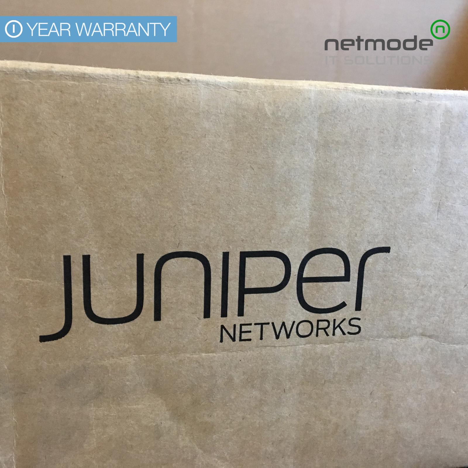 Juniper Networks Juniper EX 4200 (EX4200-24T) 24-Ports External Switch  Managed stackable