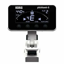 New Korg PitchHawk-G AW-3G-WH Clip On Chromatic Tuner Replacement for AW-2G JP