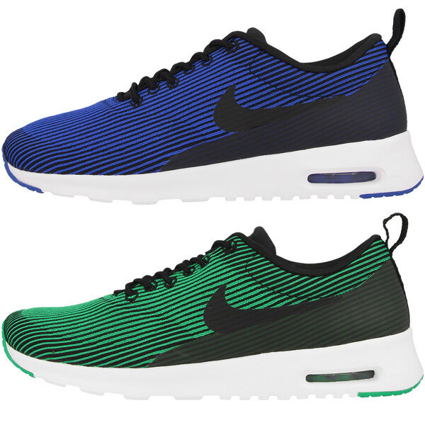 Zapatos promocionales para hombres y mujeres Nike Air Max Thea Knit Jaquard Women Schuhe Damen Freizeit Sneaker Tavas Premium
