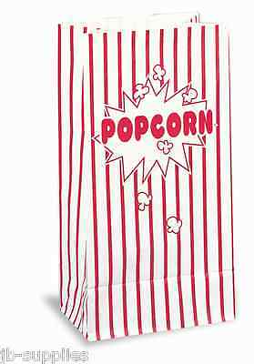 POP CORN POPCORN BOX BOXES PARTY CINEMA MOVIES TREAT  - various sizes