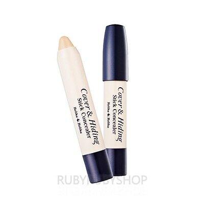 Holika Holika Cover & Hiding Stick Concealer - #1 Light Beige BRINGBRING