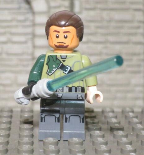 J6 // 3 LEGO STAR WARS FIGUREN LUKE HAN SOLO REY KANAN REBELLEN RESISTANCE kg