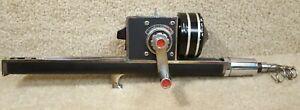 Vintage-1976-St-Croix-Corp-Fishing-Machine-Collapsible-Pole-Range-Finder