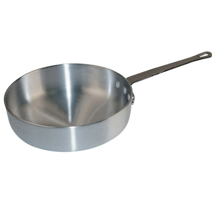 Winware by Winco Professional Aluminum Saute Pan