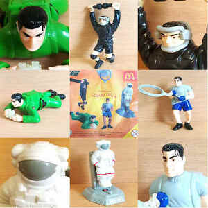 McDonalds-Happy-Meal-Toy-1998-Action-Man-Plastic-Character-Toys-Various
