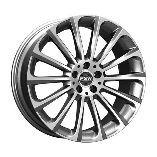 ALUFELGE PSW TURBINA BMW Serie 2 Gran Tourer 8x18 5x112 ANTHRACITE DIAMOND 324