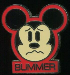 Mickey-Expressions-Mystery-Collection-Bummer-Disney-Pin-101999