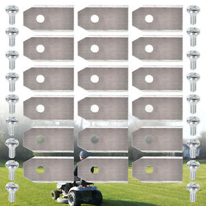 18x-Stainless-Lawnmower-Blades-0-6mm-Lawn-Cutter-Blade-fit-Husqvarna-Automower