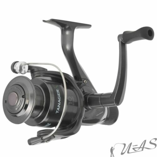 MITCHELL Reel Tanager R 5000 RD Angelrolle Angel Heck Bremse 250M//0,30er 5,1:1