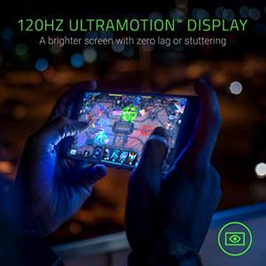 Razer Phone 2 (New): Unlocked Gaming Smartphone – 120Hz QHD...