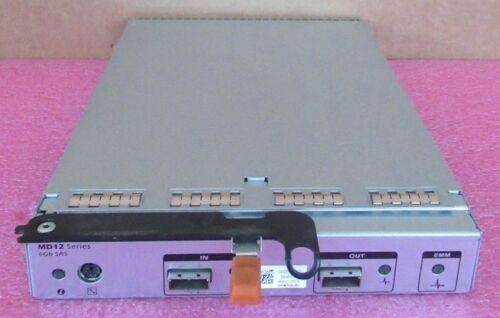 Dell PowerVault MD12 EMM Controller Module SAS 6Gbps 3DJRJ For MD1200 MD1220