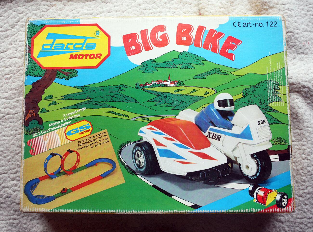 DARDA MOTOR: BIG BIKE (80´S! 3 SPEED ENGINE!). ENGINE!). ENGINE!). BRAND NEW IN BOX, OLD STOCK!   Spécial Acheter  710cfb