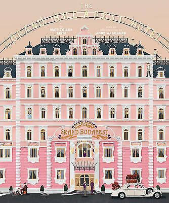 1 of 1 - The Wes Anderson Collection: The Grand Budapest Hotel by Matt Zoller | NEW AU