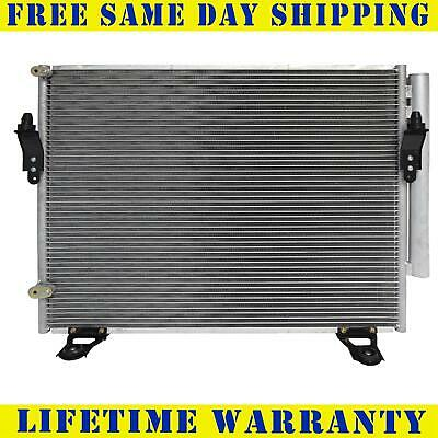 A//C Condenser Fan Assembly APDI 6010272 fits 08-17 Toyota Sequoia 5.7L-V8