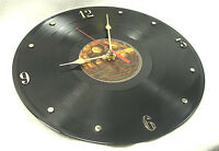 Eagles Live (1980) - Recycled Vinyl Record Wall Clock - Rock & Roll Clock