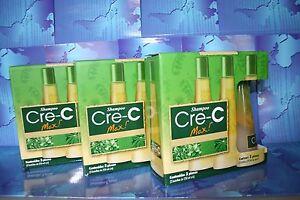 Image Is Loading 9 Bottles Shampoo Cre C Max Crece Crec