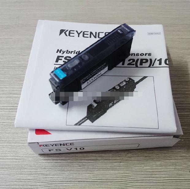 FS-V10 FSV10 New in box KEYENCE Optical Fibre Amplifier free shipping