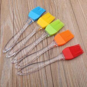 spatule de brosse de silicone pour la cuisson bbq cuisson pâtisserie