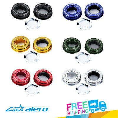 Alero BB101 Sealed Ceramic Bearings Mountain Bike Bottom Bracket For Shimano