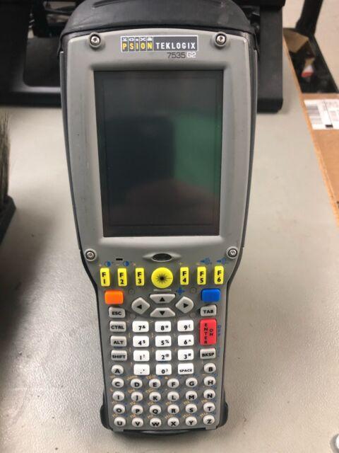 PSION TEKLOGIX 7535 DRIVER FOR WINDOWS MAC