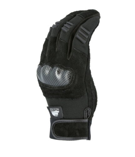 EXO Hard Knuckle Guard Full Finger Padded Work Police-Military Tactical Gloves