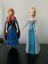 Disney Frozen Queen Elsa and Princess Anna 2 collectible figurines NEW!