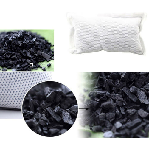 Healthy Home Activated Charcoal Bag Refrigerator Air Purifier Bamboo Deodorizer