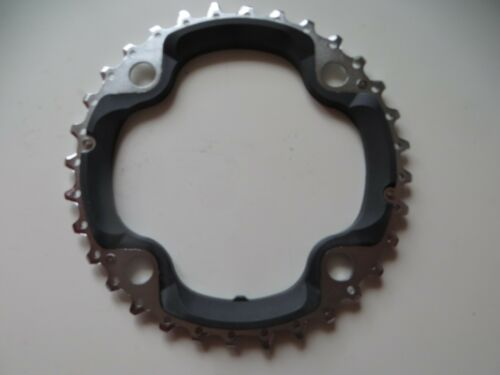 Shimano Deore XT 32 tooth Dynasys 10 speed middle chainring NEW 865