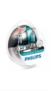 Philips-Xtreme-Extreme-Vision-H7-130-Brighter-Car-Headlight-Bulbs-NEW-STOCK