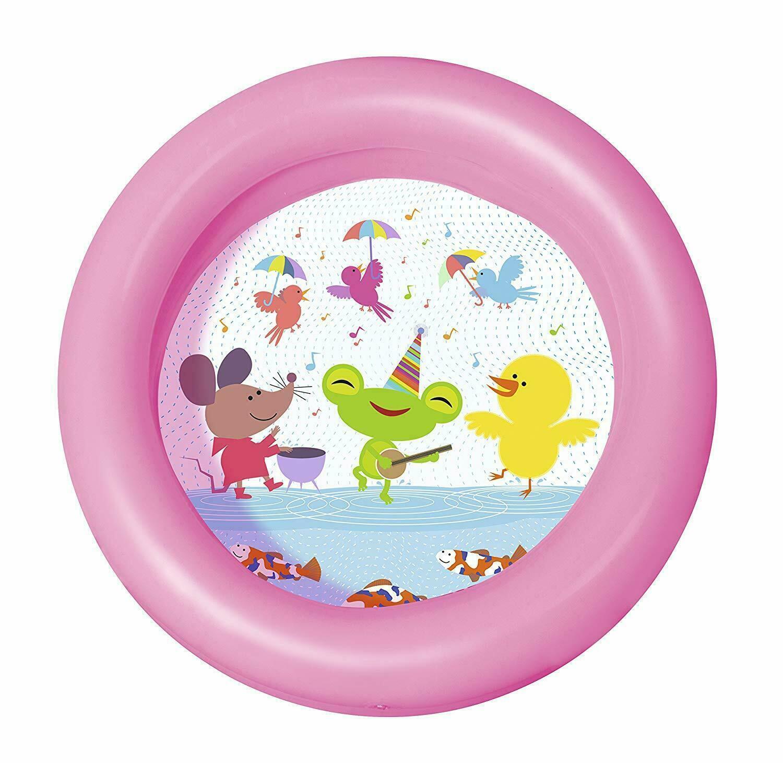 Paddling Pool 24 inch Bestway Kids Play Pool Pink or Blue