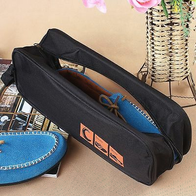 Outdoor Waterproof Portable Zip Travel Shoes Bag Holder Case Storage Pouch