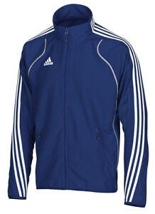 Adidas-Herren-Jacke-blau-Trainingsjacke-Sportjacke-Jogging-Fitness-Gr-XS-S-XXL