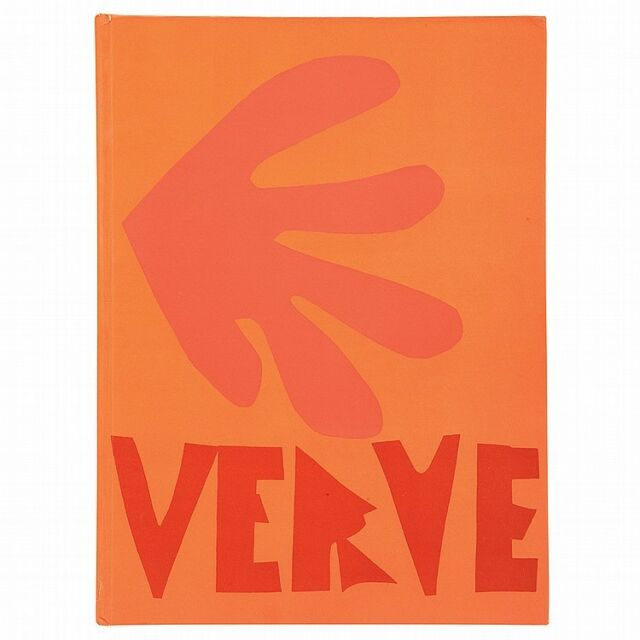 [MATISSE, HENRI] Dernieres oeuvres de Matisse, 1950-1954. Verve Nos. 35-36..